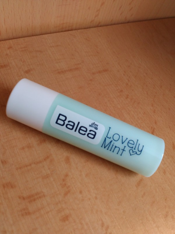"""♥Recenze na balzám od Baley """"Lovely Mint"""" ♥"""